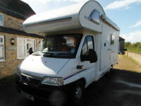 Swift Sundance 600S - 4 Berth - 4 Seatbelts - Ski Locker