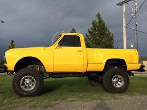 1967 GMC 3/4 ton