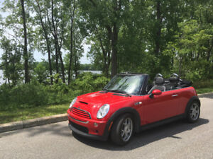 2006 MINI Mini Cooper S Convertible Coupé (2 portes)