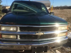 1997 Chevy Truck - parting out