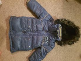 Pumpkin Patch Toddler childs coat