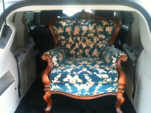 Victorian Style couch and chair