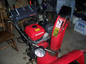 WANTED HONDA Snowblower AS Is or For Parts