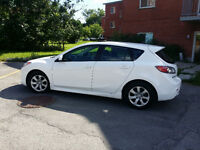 2012 Mazda 3 Hatchback- $11,000- $220/month Financing
