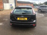 2011 Ford Focus 1.6TDCi ( 90ps ) DPF Style diesel manual