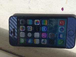 Black 16GB iPhone 5 On Bell Or Virgin