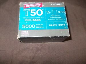 Staples - Heavy Duty =  Posted Still Available