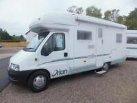 autosleepers orion five berth motorhome for sale