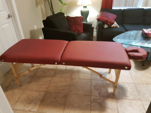 Fitmaster portable massage table