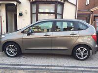 Automatic Honda FRV LPG £4,995