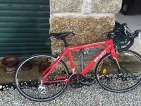 Road Bike Bt Twin Triban 3