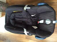 Maxi Cosy Infant Car