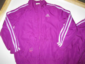 Girls Clothing Lot #4 - size 6/7 Adidas in Purple Belleville Belleville Area image 4