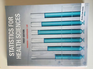 Statistics For Health Science - First Edition