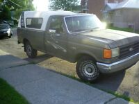 ford f 150 1988 A RESTAURER