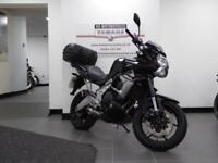 KAWASAKI KLE650 DAF ABS VERSYS 650cc, 10 REG 10892 MILES, GIVI TOP CASE...