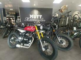 Mutt Razorback 125 2021 125cc Learner Legal Motorbike