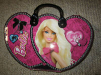 Brand New Barbie Make-Up Case