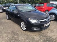 Vauxhall Astra Cabriolet (2006) ***Low Mileage Example***