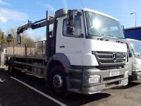 2005 Mercedes-Benz Atego 1823 DAY Diesel white Manual