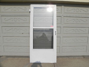 Rosco Storm Door - Heavy Construction Edmonton Edmonton Area image 1