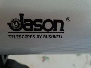 Telescope by Bushnell, USA with tripod and instructions Cornwall Ontario image 2