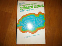 1966-1972 Evinrude Johnson Mercury 30-150 HP Service Manual