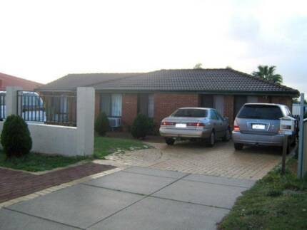 4 x 2 House walking distance to shops, Drs & bus station Mirrabooka Stirling Area Preview