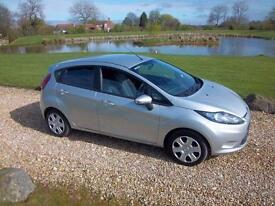 2009 / 59 Ford Fiesta 1.4TDCi 2009MY Style +