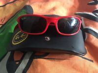 Kids ray-bans