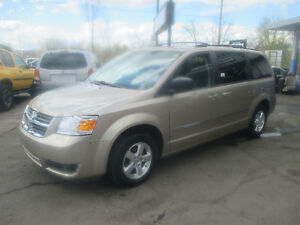 2008 Dodge Grand Caravan SE 103.000 KM SAFETY+1 YEAR WARRANTY