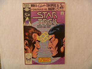 STAR TREK Comics by Gold Key, DC, Wildstorm and Marvel