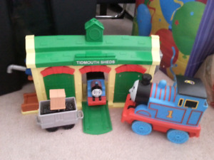 Lot of Thomas The Train Accessories