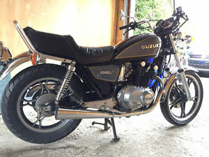 Suzuki GS450L Perfect condition