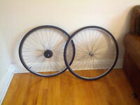 Roues pour beater - Wheels for beater 25c