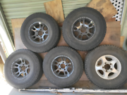 4wd Tyres suit landcruiser 5 stud Gaven Gold Coast City Preview