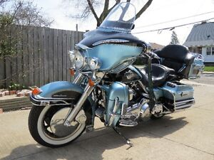 2007 Harley Davidson Ultra Classic Motorcycle