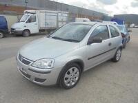 Vauxhall Corsa 1.0 Life 3 DOOR - 2004 53-REG - 2 MONTHS MOT