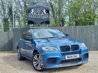 2014 14 BMW X6 4.4 M 4DR