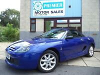 2005 MG MGF TF 1.6 115, ONLY 61,000 MILES, JUST HAD A FULL SERVICE.