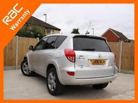 2006 Toyota Rav-4 2.2 D-4D Turbo Diesel T180 5 Door 6 Speed AWD 4x4 4WD Sunroof