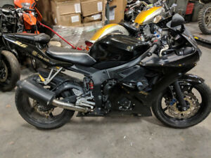 2003 Yamaha R6 for Parts  RPM Cycle