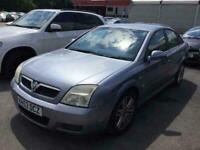 2004 Vauxhall Vectra 2.2 i 16v SRi 5dr Hatchback Petrol Manual