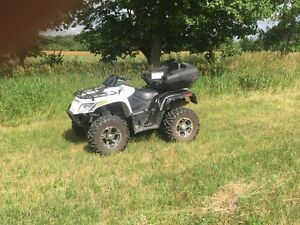2013 Arctic cat XT 1000 MINT ( make me an offer )  Kawartha Lakes Peterborough Area image 1