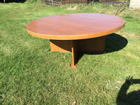 Large Conference Room Table for sale!