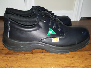 NATS steal toe safety shoes SZ11