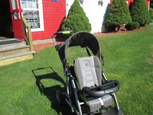 FISHER PRICE FOUR WAY STROLLER