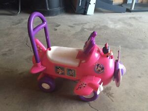 Minnie Mouse Riding Toy
