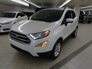 Ford EcoSport SE 4X4 certification disponible 2018