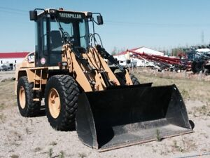 2014 CATERPILLAR IT14G, 4480 Hours,